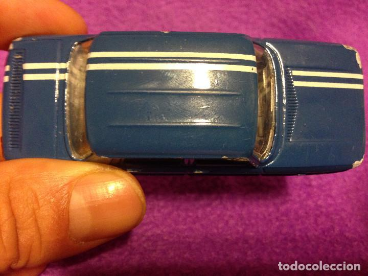 Coches a escala: Renault 8 solido .Made in France.1998. 1/43 - Foto 7 - 189436175