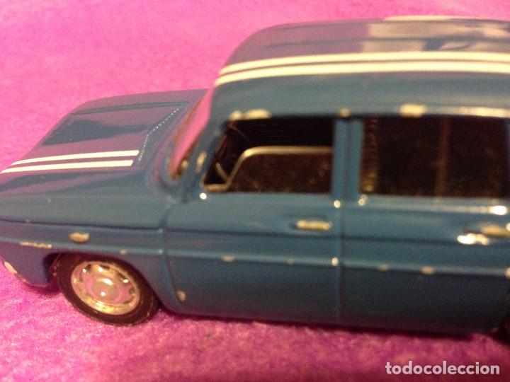 Coches a escala: Renault 8 solido .Made in France.1998. 1/43 - Foto 9 - 189436175