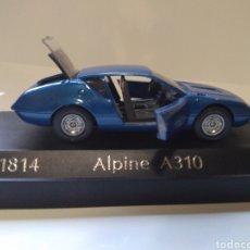 Coches a escala: RENAULT ALPINE A310 1:43. Lote 192780161