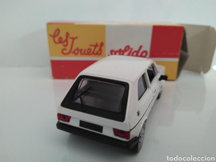 Coches a escala: Volkswagen golf 1 1974 1:43 - Foto 4 - 192871771