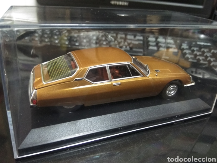Coches a escala: Coche de colección Citroen SM Altaya escala 1/43 - Foto 2 - 193916423