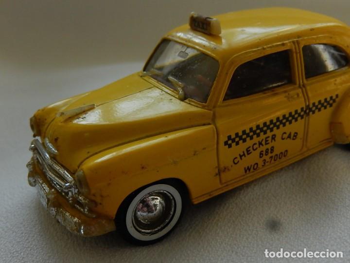 Coches a escala: Chevrolet 1950. Sedan Taxi. Ref. 4509. Solido. Francia. Años 1970 / 80. - Foto 2 - 194121222
