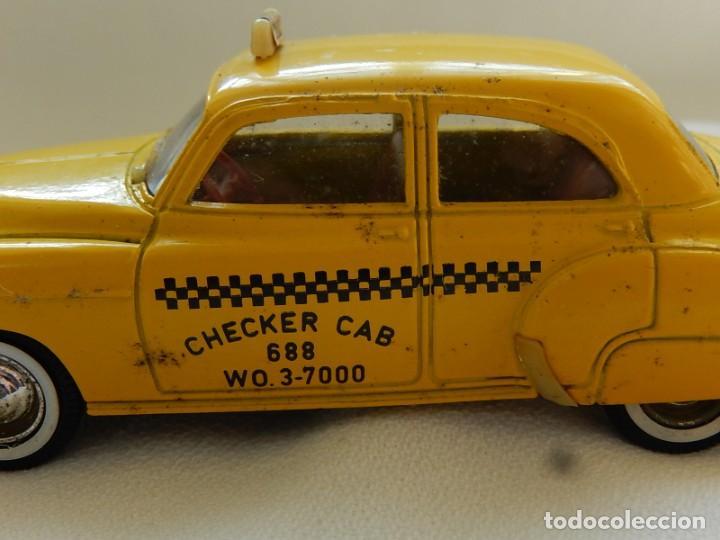 Coches a escala: Chevrolet 1950. Sedan Taxi. Ref. 4509. Solido. Francia. Años 1970 / 80. - Foto 4 - 194121222