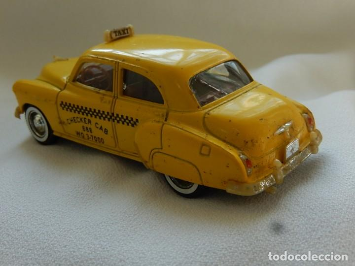 Coches a escala: Chevrolet 1950. Sedan Taxi. Ref. 4509. Solido. Francia. Años 1970 / 80. - Foto 5 - 194121222