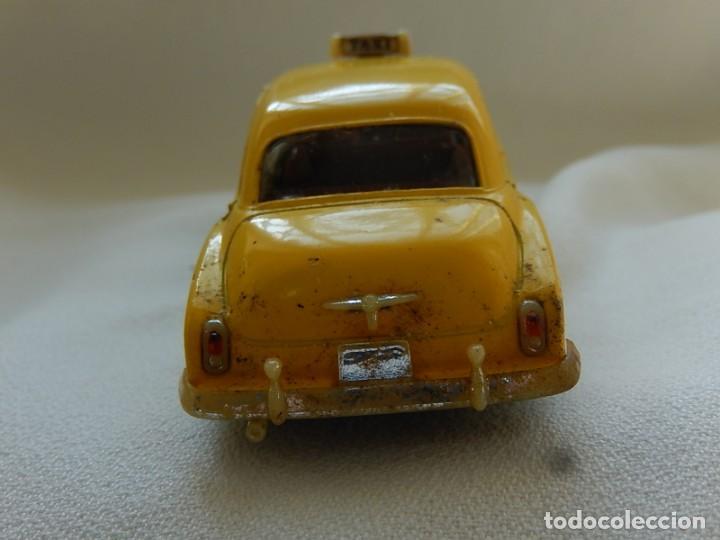 Coches a escala: Chevrolet 1950. Sedan Taxi. Ref. 4509. Solido. Francia. Años 1970 / 80. - Foto 6 - 194121222