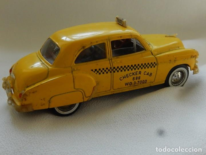 Coches a escala: Chevrolet 1950. Sedan Taxi. Ref. 4509. Solido. Francia. Años 1970 / 80. - Foto 9 - 194121222