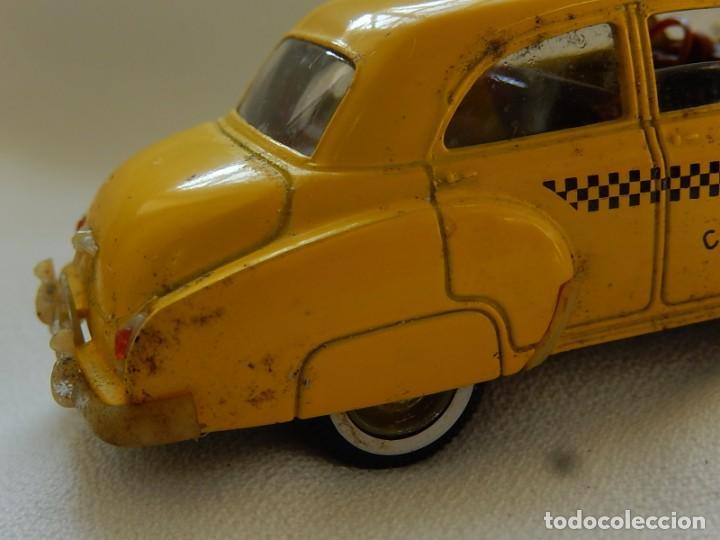 Coches a escala: Chevrolet 1950. Sedan Taxi. Ref. 4509. Solido. Francia. Años 1970 / 80. - Foto 10 - 194121222