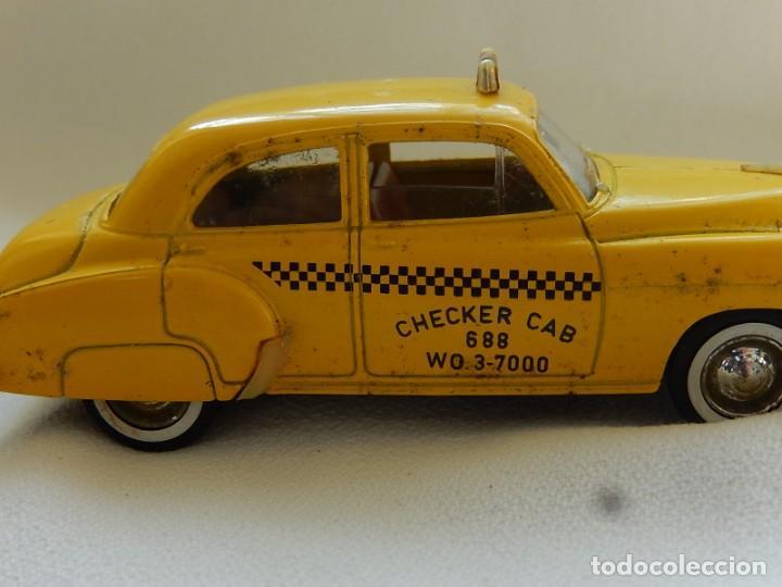 Coches a escala: Chevrolet 1950. Sedan Taxi. Ref. 4509. Solido. Francia. Años 1970 / 80. - Foto 11 - 194121222
