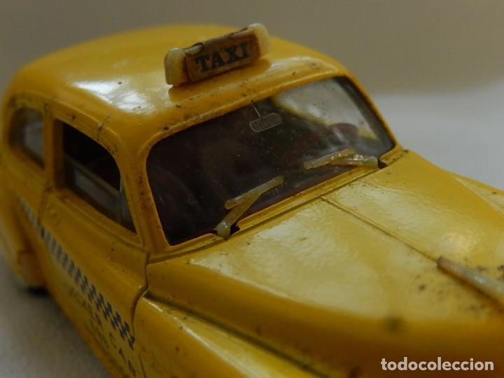 Coches a escala: Chevrolet 1950. Sedan Taxi. Ref. 4509. Solido. Francia. Años 1970 / 80. - Foto 13 - 194121222
