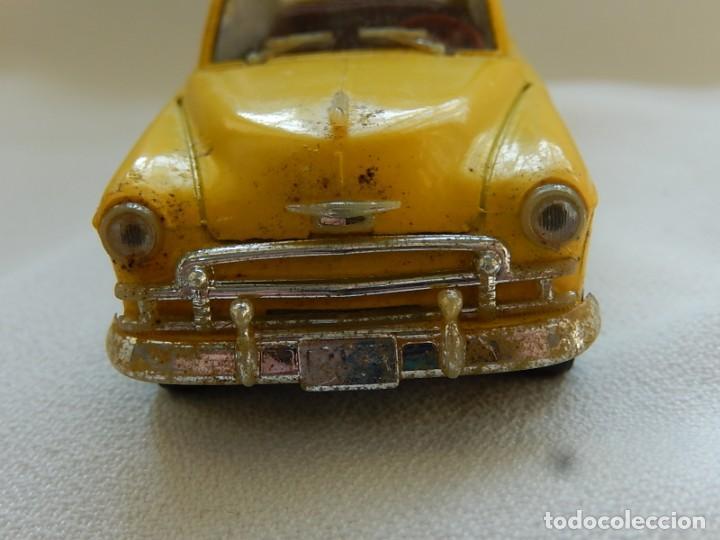 Coches a escala: Chevrolet 1950. Sedan Taxi. Ref. 4509. Solido. Francia. Años 1970 / 80. - Foto 14 - 194121222
