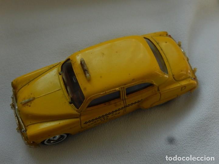 Coches a escala: Chevrolet 1950. Sedan Taxi. Ref. 4509. Solido. Francia. Años 1970 / 80. - Foto 16 - 194121222