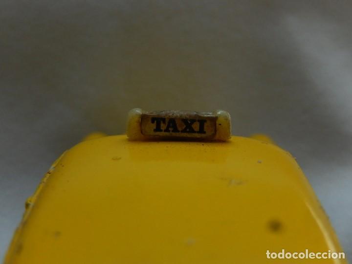 Coches a escala: Chevrolet 1950. Sedan Taxi. Ref. 4509. Solido. Francia. Años 1970 / 80. - Foto 23 - 194121222