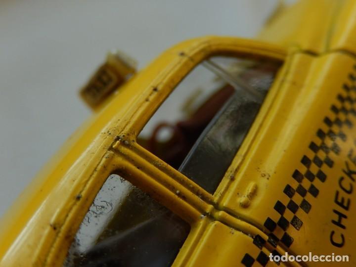 Coches a escala: Chevrolet 1950. Sedan Taxi. Ref. 4509. Solido. Francia. Años 1970 / 80. - Foto 24 - 194121222