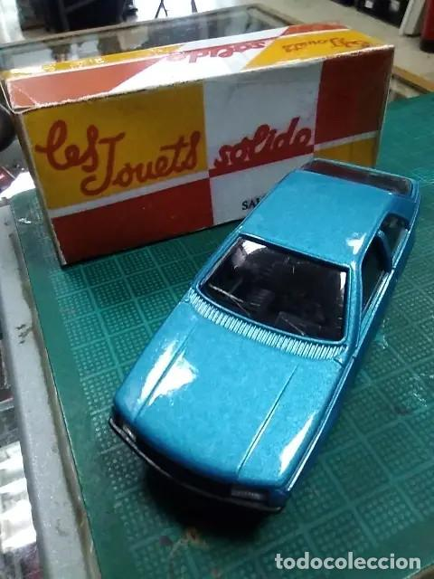 COCHES 1/43 DE SÓLIDO MADE IN FRANCE (Juguetes - Coches a Escala 1:43 Solido)
