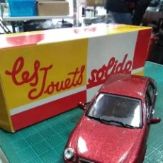 Coches a escala: COCHES 1/43 DE SÓLIDO MADE IN FRANCE. Lote 194372530