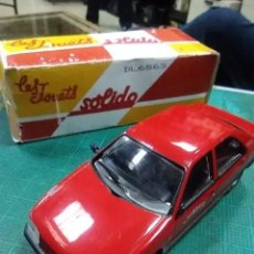 Coches a escala: COCHES 1/43 DE SÓLIDO MADE IN FRANCE. Lote 194372705