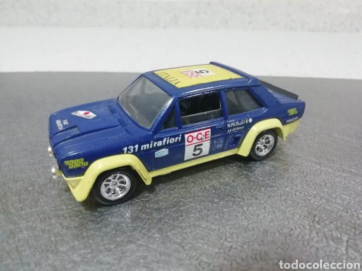 SOLIDO 54 FIAT 131 ABARTH 1975 RALLYE DE MOROCCO (Juguetes - Coches a Escala 1:43 Solido)