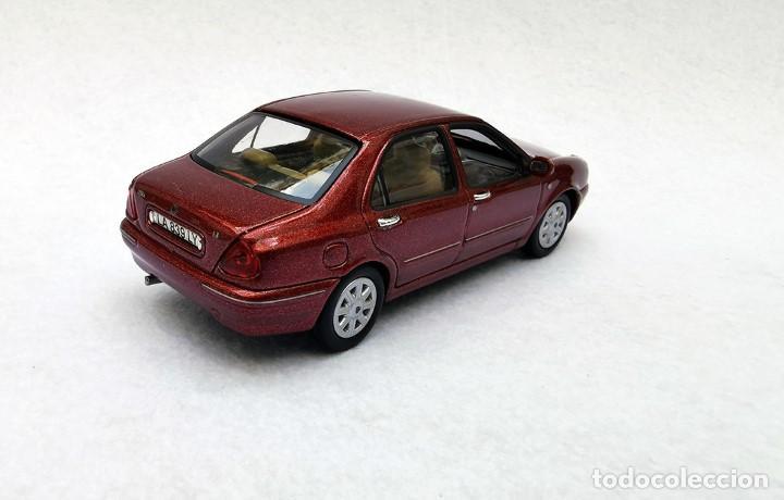 Coches a escala: Lancia Lybra de la colección Coches Inolvidables, Solido (Salvat), año 2001, escala 1/43 - Foto 6 - 228128445