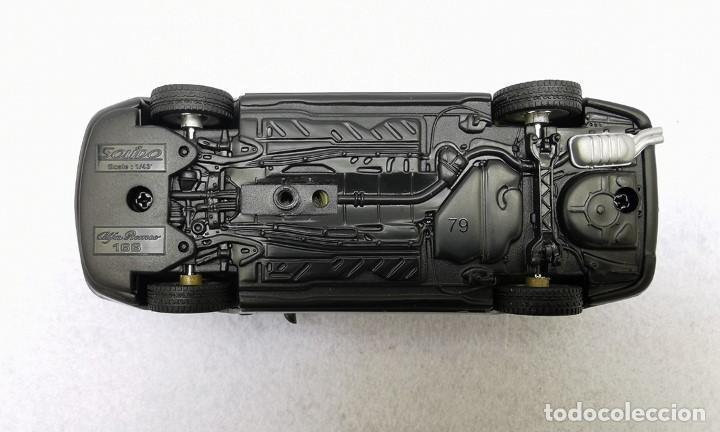 Coches a escala: Alfa Romeo 166 de la colección Coches Inolvidables, Solido (Salvat), año 2001, escala 1/43 - Foto 11 - 195958491