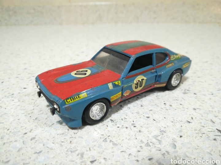 SOLIDO 26 FORD CAPRI 2600 RV 1974 (Juguetes - Coches a Escala 1:43 Solido)