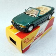 Coches a escala: BMW SERIE 3 DE LA COLECCIÓN COCHES INOLVIDABLES, SOLIDO (SALVAT), AÑO 2001, ESCALA 1/43. Lote 196250258