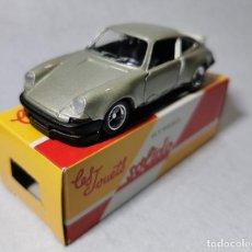 Carros em escala: PORSCHE 911 DE LA COLECCIÓN COCHES INOLVIDABLES, SOLIDO (SALVAT), AÑO 2001, ESCALA 1/43. Lote 196489168