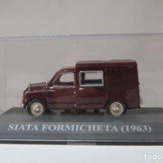 Coches a escala: SIATA FORMICHETA 1963. Lote 197131268