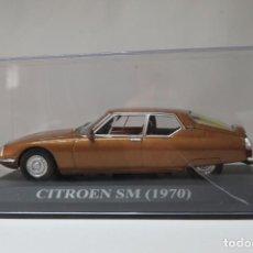 Coches a escala: CITROEN SM 1970. Lote 197132231