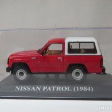 Coches a escala: NISSAN PATROL 1984. Lote 197135638