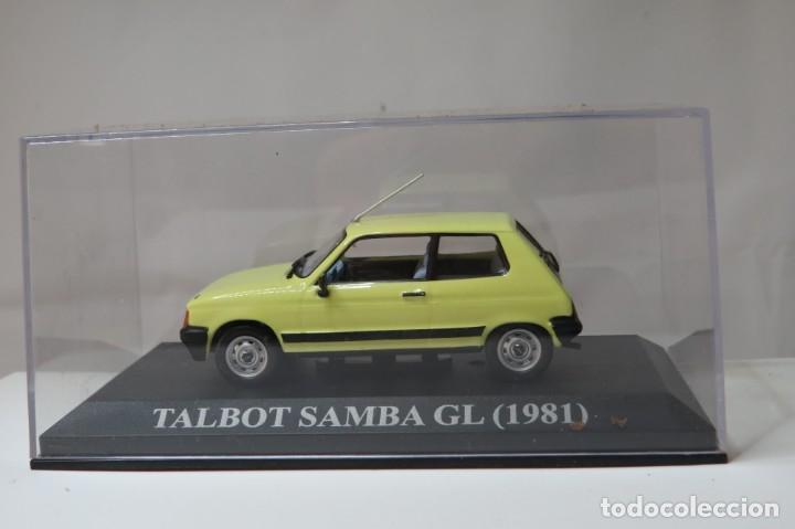 TALBOT SAMBA GL 1981 (Juguetes - Coches a Escala 1:43 Solido)