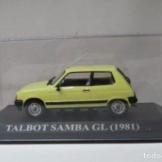 Coches a escala: TALBOT SAMBA GL 1981. Lote 197135912