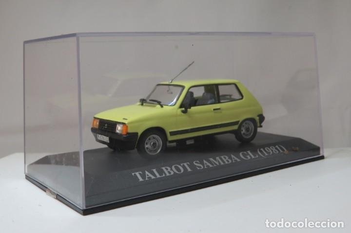 Coches a escala: TALBOT SAMBA GL 1981 - Foto 2 - 197135912