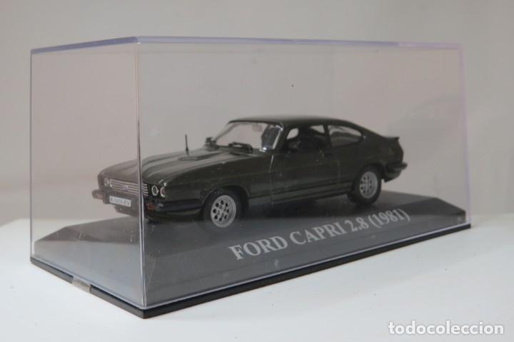 Coches a escala: FORD CAPRI 2.8 1981 - Foto 2 - 197136182