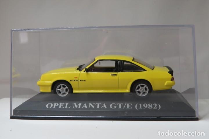 OPEL MANTA GT/E 1982 (Juguetes - Coches a Escala 1:43 Solido)