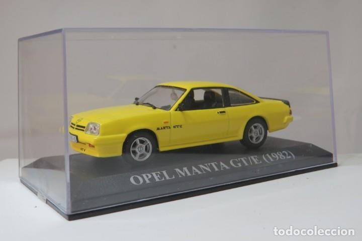 Coches a escala: OPEL MANTA GT/E 1982 - Foto 2 - 197136375