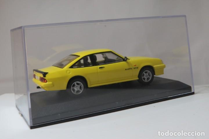 Coches a escala: OPEL MANTA GT/E 1982 - Foto 3 - 197136375