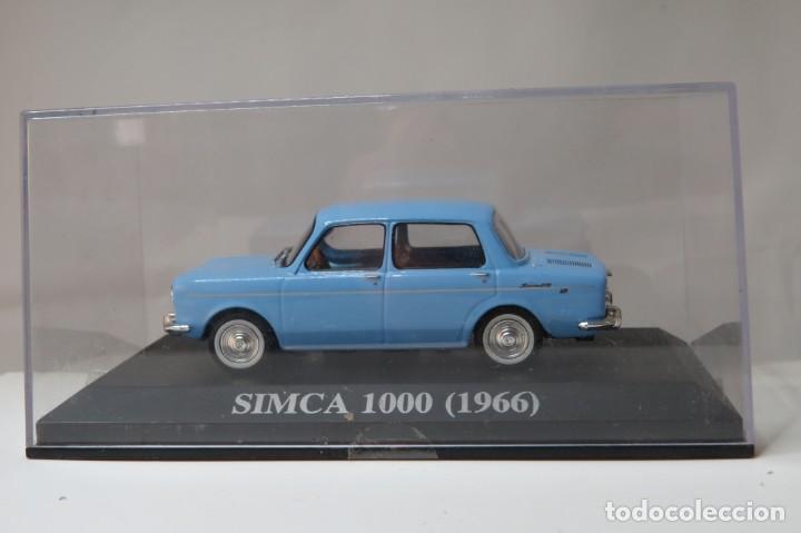 SIMCA 1000 1966 (Juguetes - Coches a Escala 1:43 Solido)