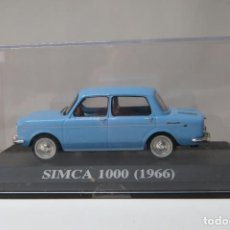 Coches a escala: SIMCA 1000 1966. Lote 197136466