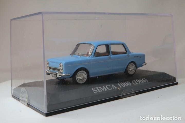 Coches a escala: SIMCA 1000 1966 - Foto 2 - 197136466