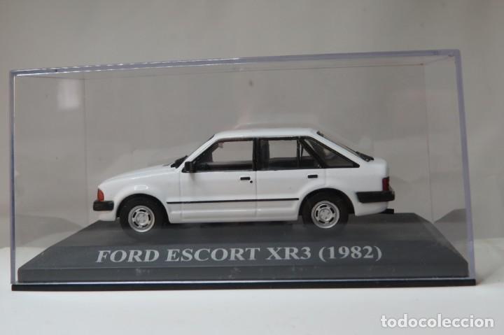 FORD ESCORT XR3 1982 (Juguetes - Coches a Escala 1:43 Solido)