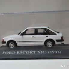 Coches a escala: FORD ESCORT XR3 1982. Lote 197136723
