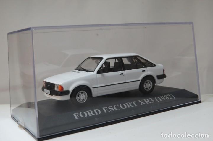 Coches a escala: FORD ESCORT XR3 1982 - Foto 2 - 197136723