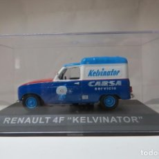 Coches a escala: RENAULT 4F KELVINATOR. Lote 197137257
