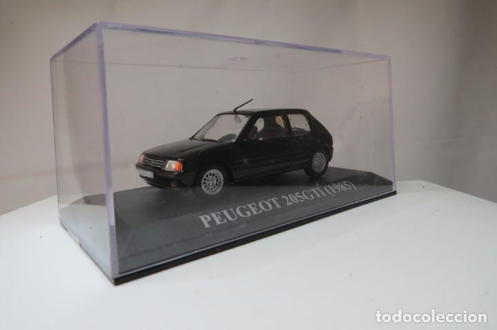 Coches a escala: PEUGEOT 205 GTI 1985 - Foto 2 - 197137670