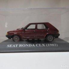 Carros em escala: SEAT RONDA CLX 1982. Lote 197137706