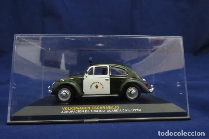 VOLKSWAGEN ESCARABAJO GUARDIA CIVIL 1973 (Juguetes - Coches a Escala 1:43 Solido)
