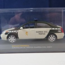Coches a escala: NISSAN PRIMERA GUARDIA CIVIL 2007. Lote 197140975