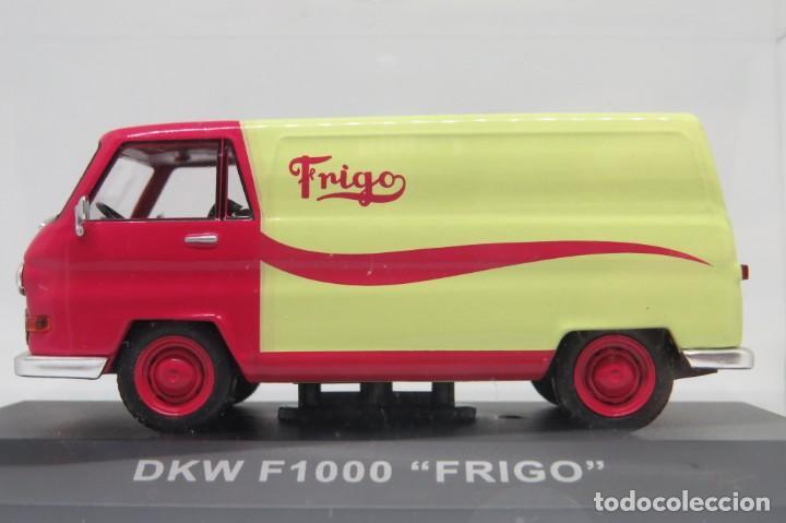 DKW F1000 FRIGO (Juguetes - Coches a Escala 1:43 Solido)