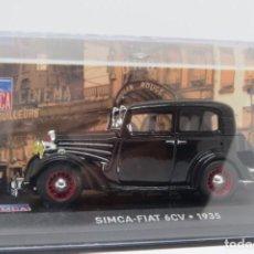 Coches a escala: SIMCA FIAT 6CV 1935. Lote 197143406