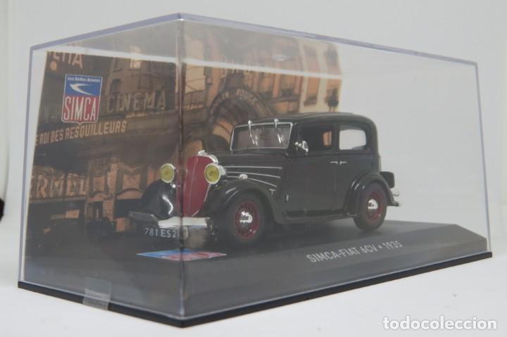 Coches a escala: SIMCA FIAT 6CV 1935 - Foto 2 - 197143406